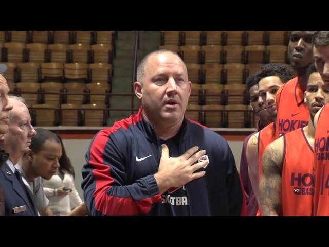 POWER BLOG #3: Coach Buzz Williams teaches respect- Memorial Day Special