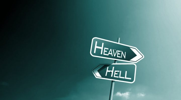 POWER SERMON: Questions of Love and Hell