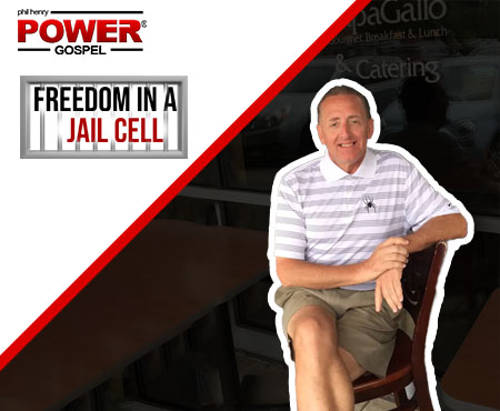 Freedom in a Jail Cell. How God rescued Dan Dougherty: FIVE MIN. POWER MESSAGE #14:
