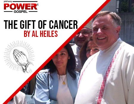 The Gift of Cancer, by Al Heiles: FIVE MIN. POWER MESSAGE #22