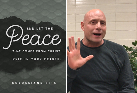 FIVE MIN. POWER MESSAGE #26: 2017 the Year of Peace, 1-15-17