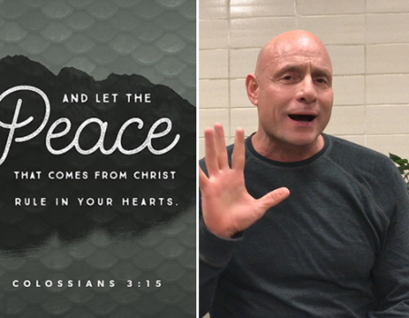FIVE MIN. POWER MESSAGE #26: The Year of Peace, 1-15-17