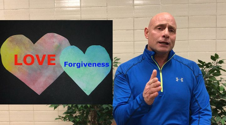 FIVE MIN. POWER MESSAGE #28: Heaven, a Place of Pure Love and Total Forgiveness, 2-5-17