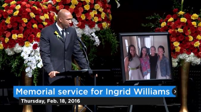 POWER BLOG #12: Monty Williams powerful eulogy and message of forgiveness, 2-12-17