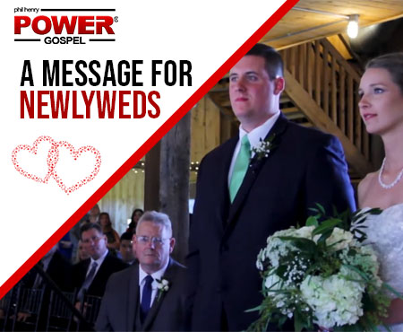 POWER MESSAGE *SPECIAL* #36- Wedding Message for Greg and Suzanne and us