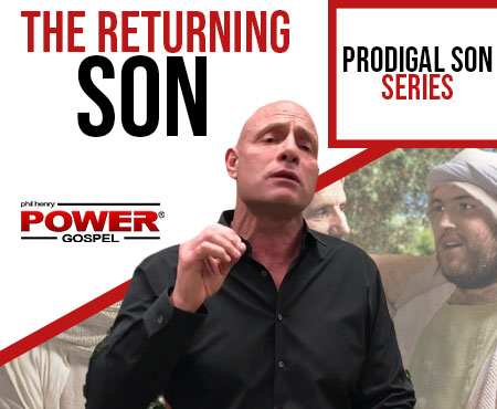 FIVE MIN. POWER MESSAGE #38: What can we learn from the Son who returned? (Prodigal Son Series)