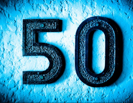FIVE MIN. POWER MESSAGE #50: The Phil Henry Power Gospel at 50! 10-1-17