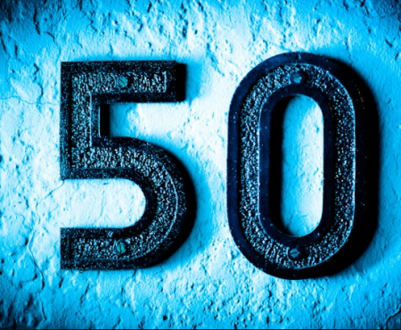 FIVE MIN. POWER MESSAGE #50: The Ministry at 50!