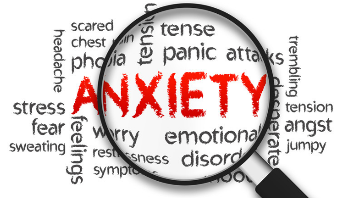 FIVE MIN. POWER MESSAGE #56: Anxiety Out. Peace In (Pray about Everything) 11-26-17