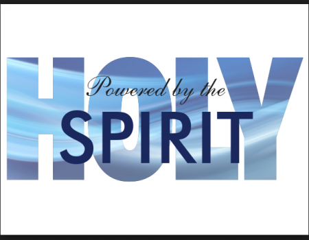 FIVE MIN. POWER MESSAGE #66: Who is the Holy Spirit? 5-27-18