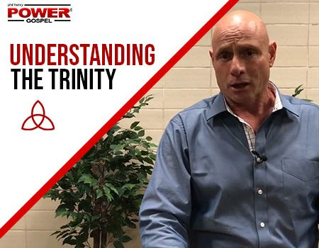 FIVE MIN. POWER MESSAGE #65: Understanding The Trinity (is it in the bible?) 5-13-18