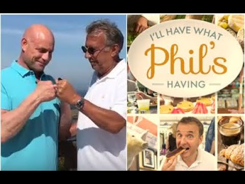 FIVE MIN. POWER MESSAGE #69: I'll have what Phil Henry's having; 7-15-18