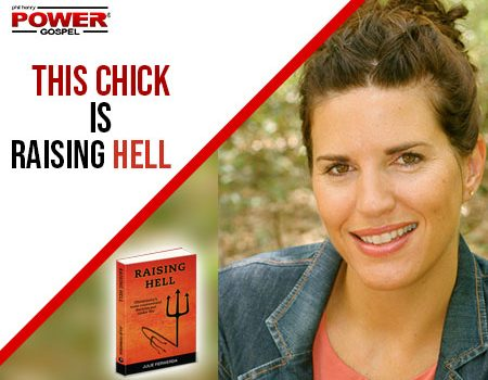 FIVE MIN. POWER MESSAGE #73: This Chick is Raising Hell! 9-16-18