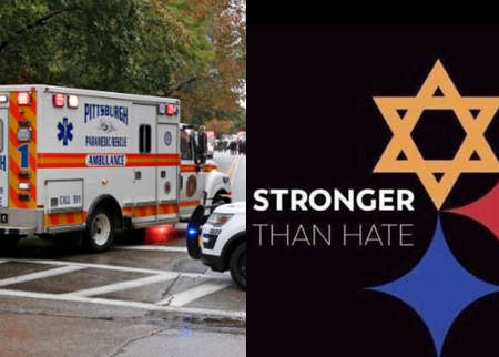 POWER BLOG #16: Prayers and Love for Tree of Life Synagogue, 10-27-18