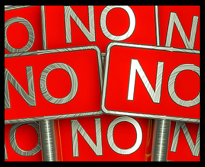 "FIVE MIN. POWER MESSAGE #75: When ""NO"" is Good! 11-4-18"