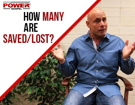 FIVE MIN. POWER MESSAGE #79: Jesus Died for How Many? 1-13-19
