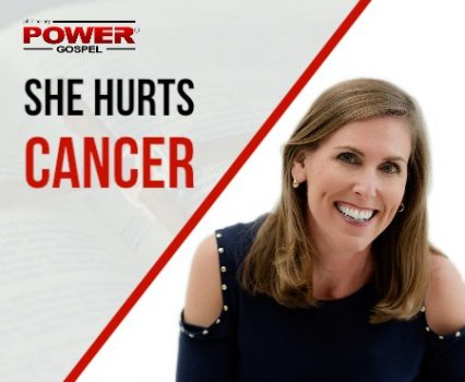 FIVE MIN. POWER MESSAGE #82: She Hurts Cancer, 3-10-19