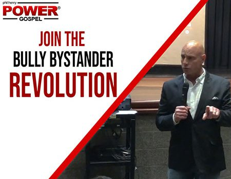 POWER MESSAGE SPECIAL #91: Join the Bully Bystander Revolution!