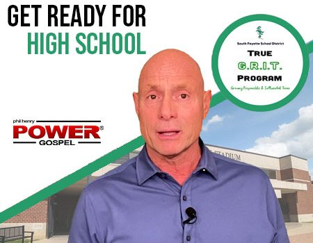 Get Ready for High School! POWER MESSAGE SPECIAL #126
